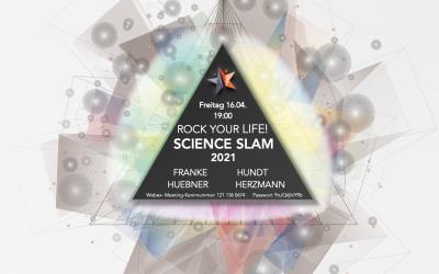 Wir sind wieder da – RYL! Science Slam 2021!!!!